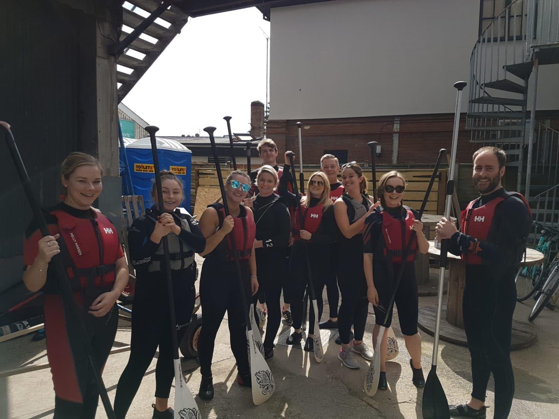 Team Building in Mersea